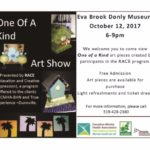 One of A Kind Art Show