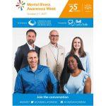 Mental Illness Awareness Week, October 1 – 7, 2017