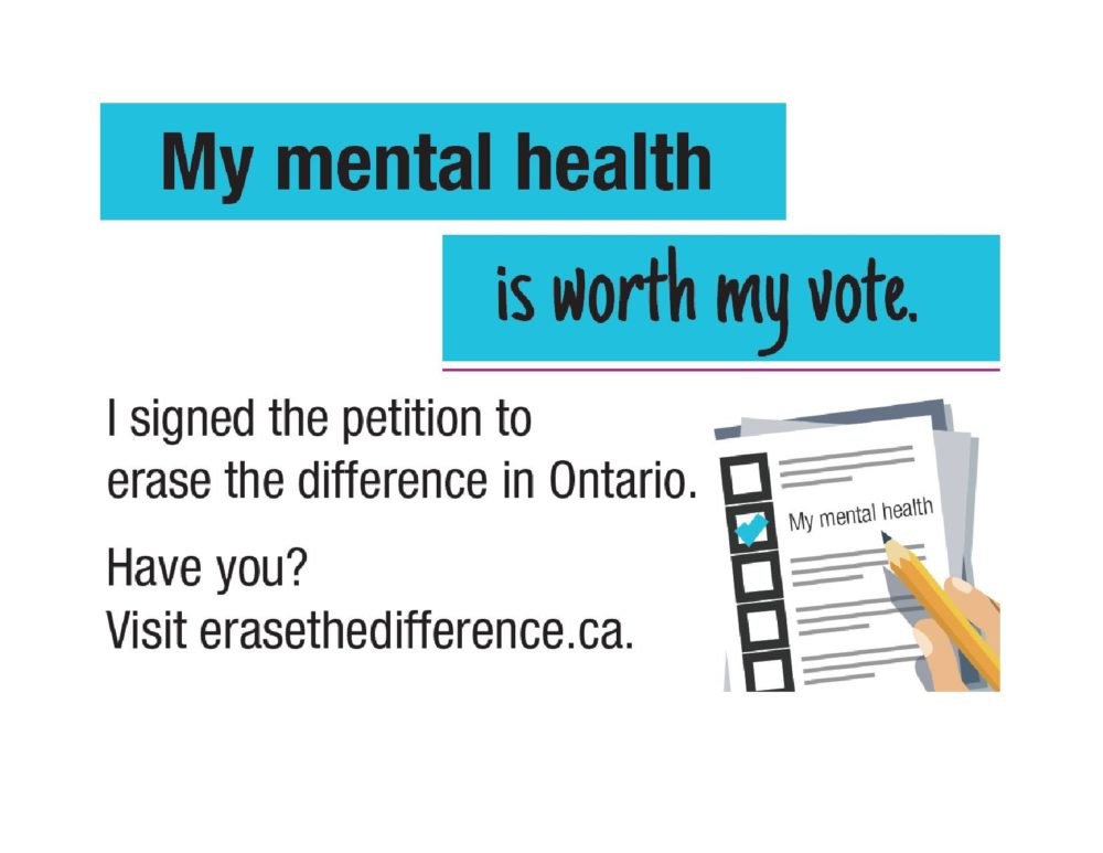 Erase the Difference – Sign the Petition – VOTE PROSPERITY