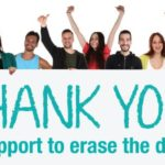Thank you for your support of Erase the Difference