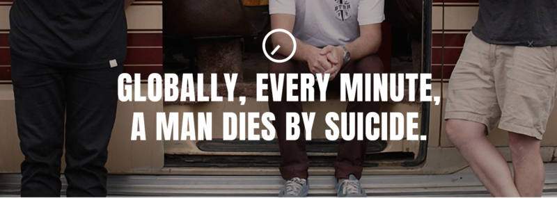 Movember  – Mental Health and Suicide Prevention for Men
