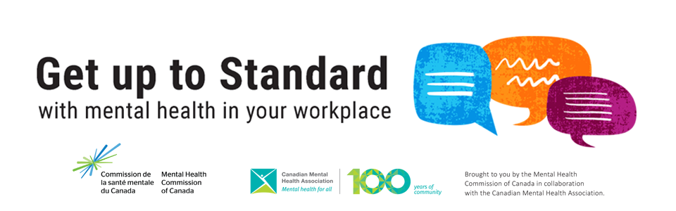 Psychological Health & Safety in the Workplace