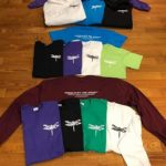 Project Dragonfly Apparel has arrived!