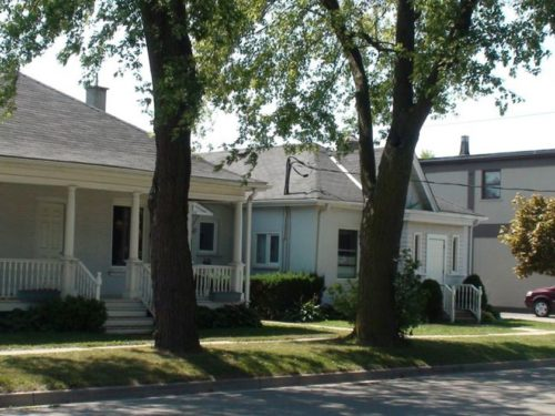 A residential substance withdrawal and treatment centre, to be run by St. Leonard's Community Services, is expected to open in the fall at 135 Elgin St. Expositor file photo