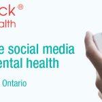 Social media web banner
