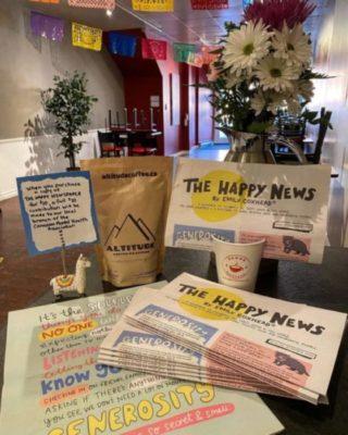 Sabor Espresso & Altitude Coffee fundraiser