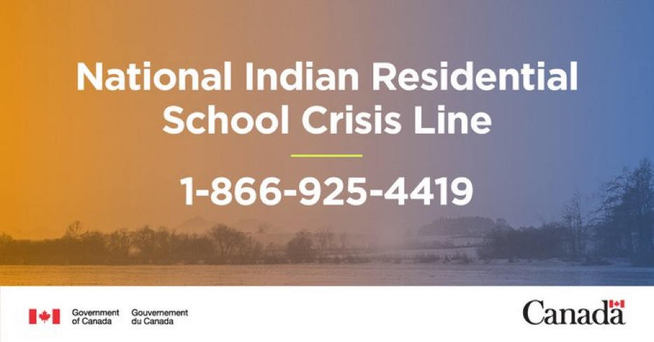 National Indian Residential School Crisis Line