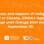 A logo for reconciliation: CMHA shows solidarity with Indigenous peoples in Canada